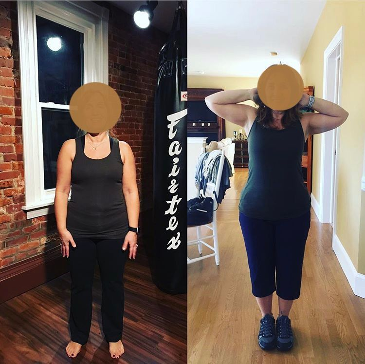 Kathy's Health & Weight-Loss Transformation: 20 inches and 20 lb + HEALTH GAIN!