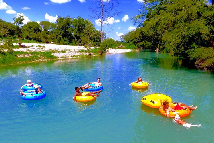 Float the San Marcos River