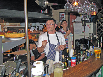 The open kitchen at one of our favorite restaurants in Antigua Guatemala.jpg