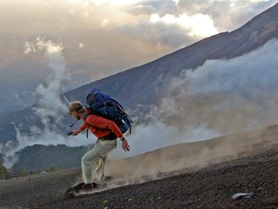 Matt Hartell descends from Volcano Acatenango.jpg