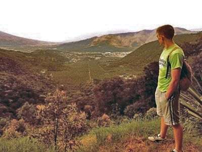 Ben looking out over Antigua Valley in Guatemala.jpg