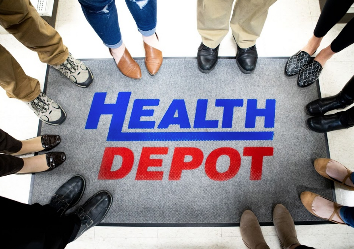 Welcome to Health Depot