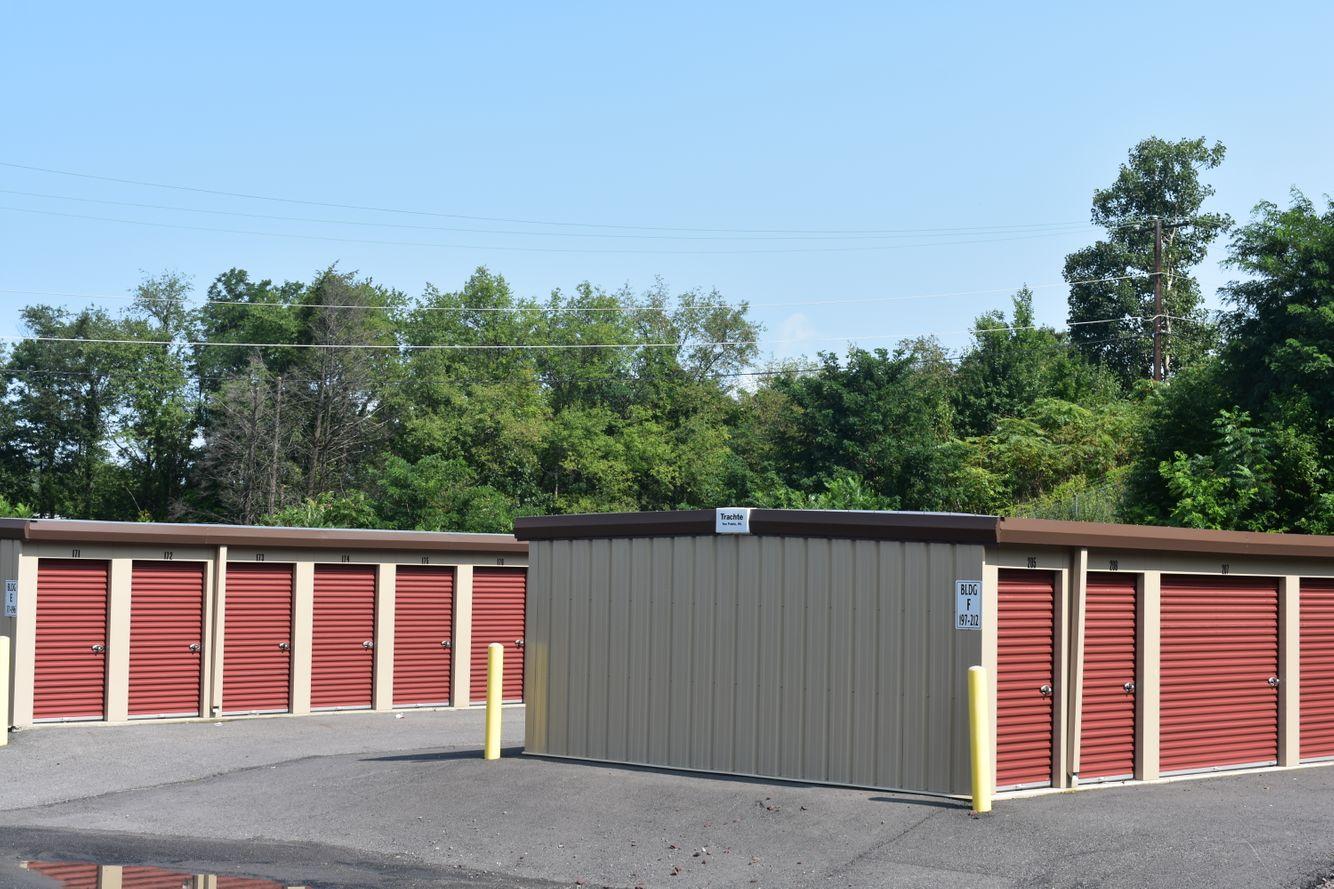 Storage Units in Pittston