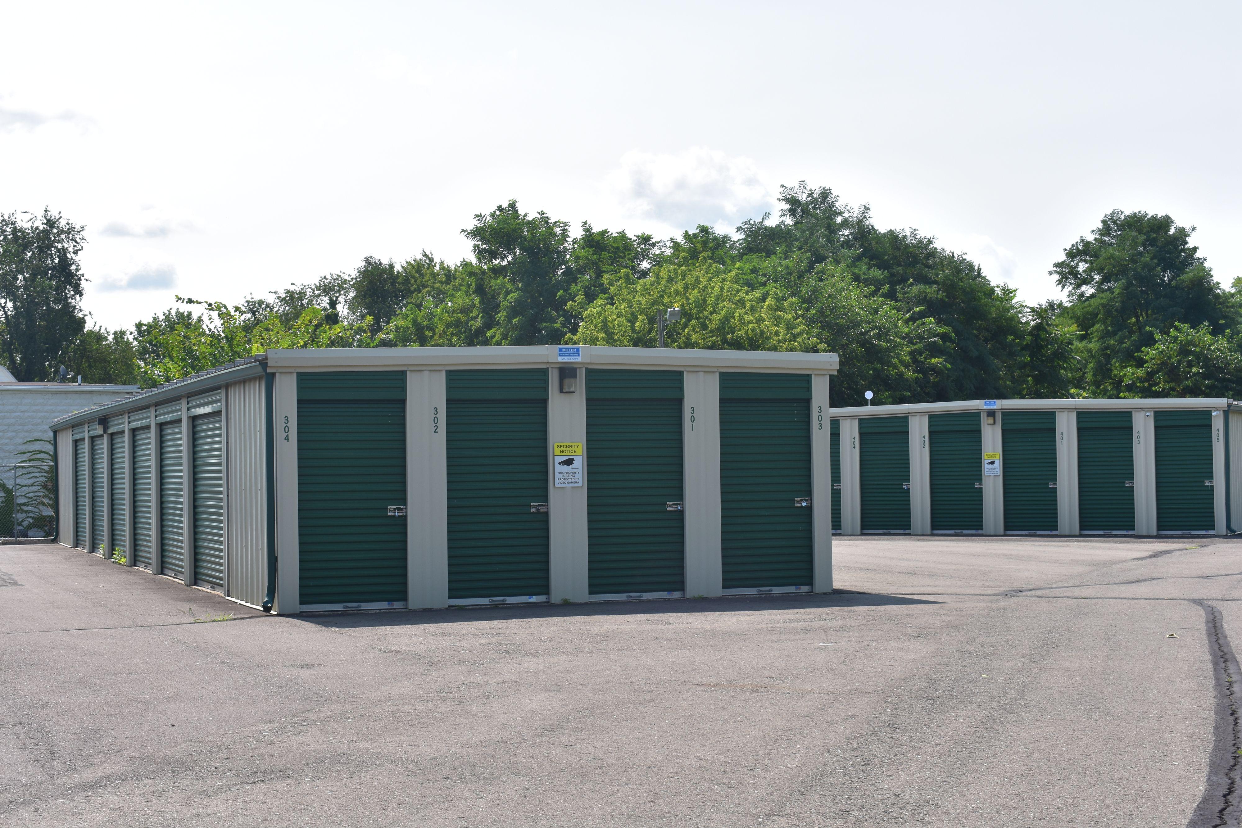 Storage Units in Luzerne