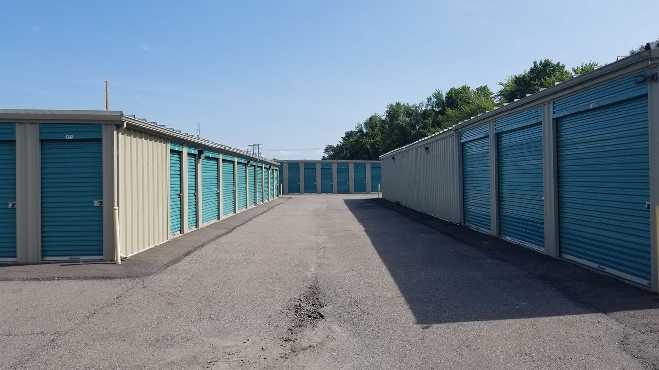 Self Storage Units in Exeter