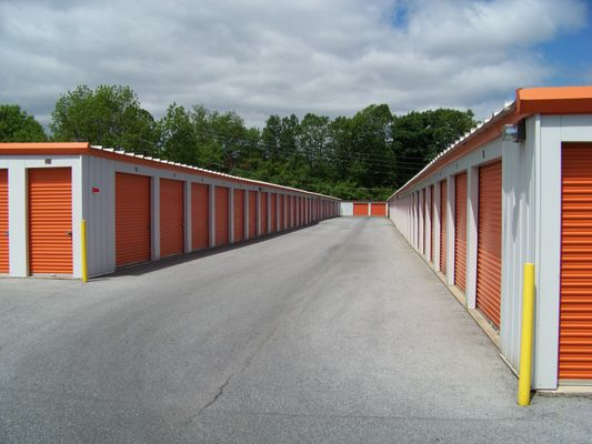 Storage Units in Wilkes-Barre