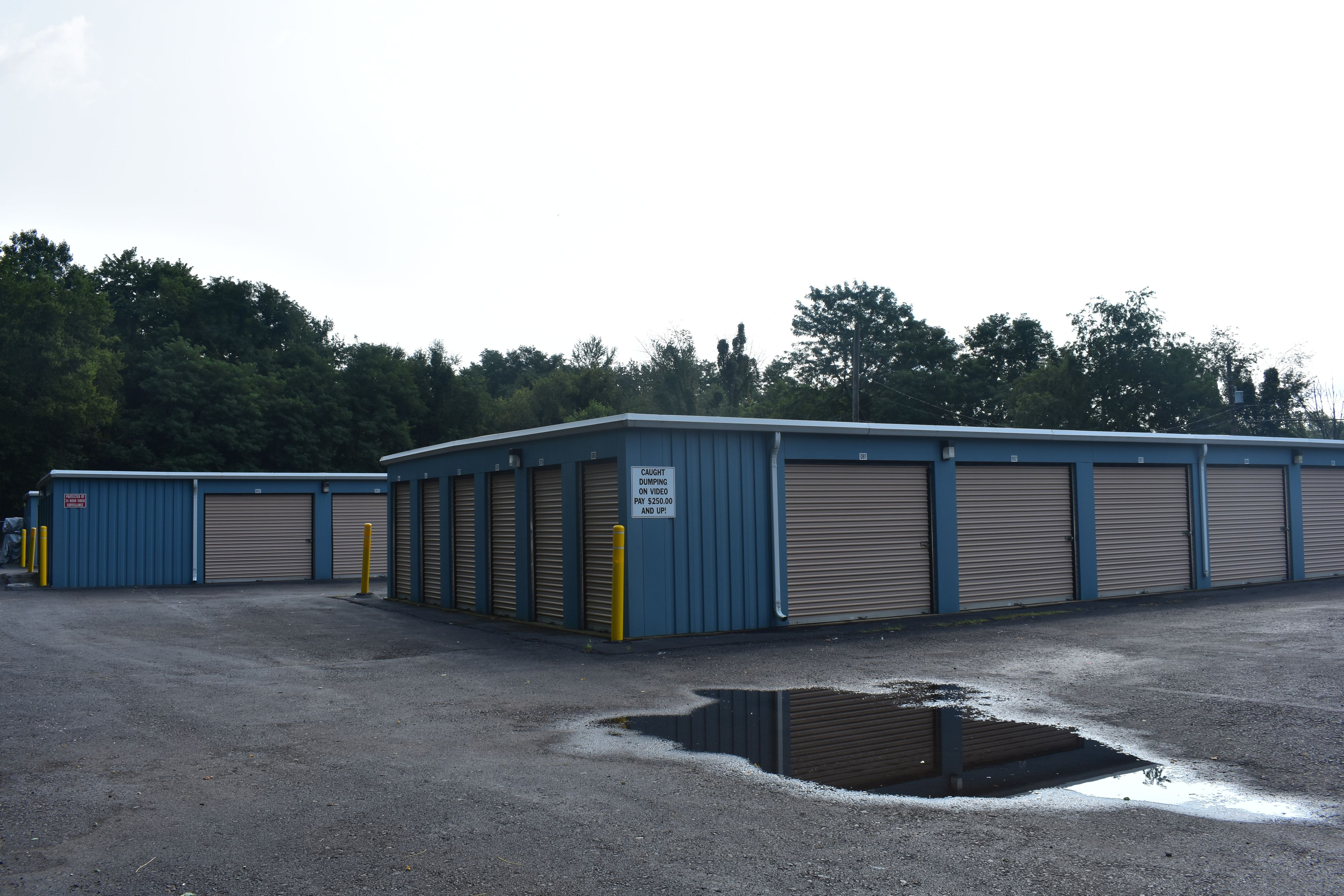 Storage Units in Exeter
