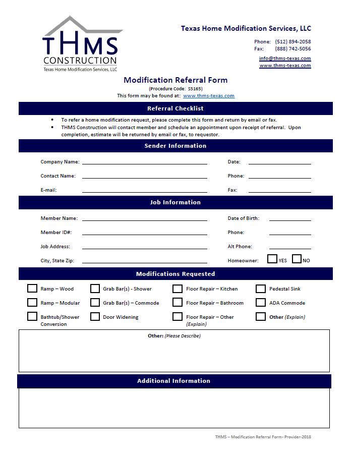 THMS-Provider form-website.PNG
