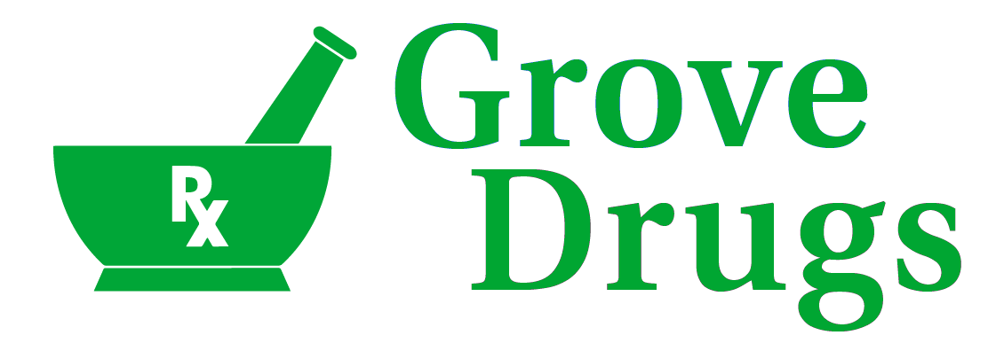 NEW - Grove Drugs