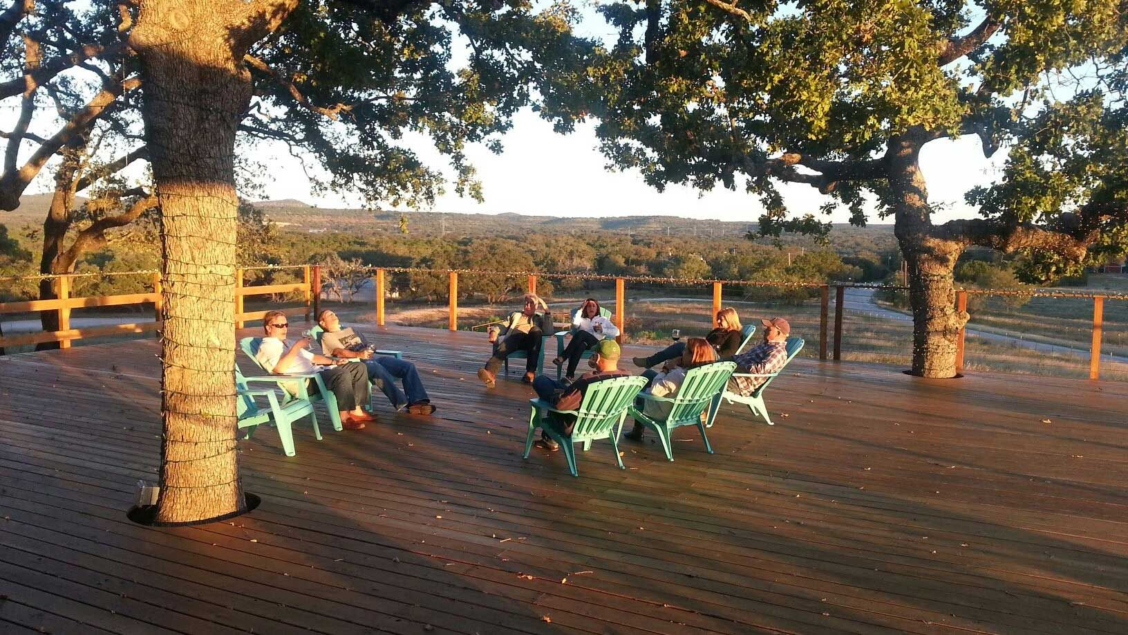Marble Falls Texas Family Vacation Ranch