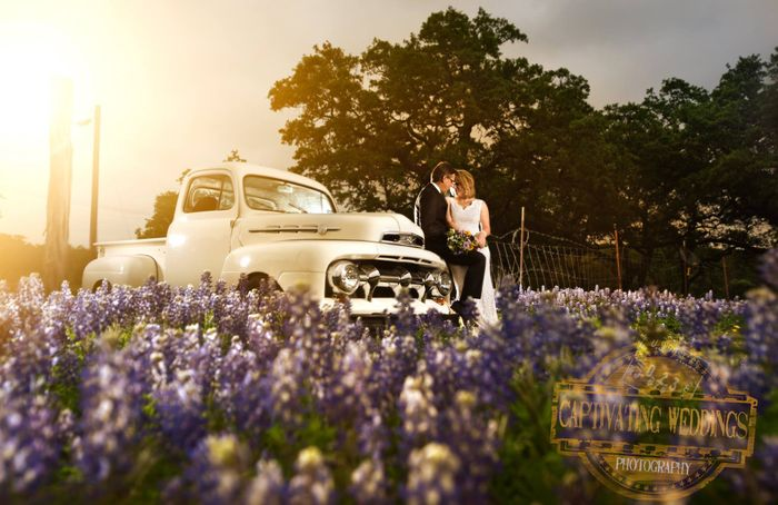 Texas Wedding Venue Wildflowers