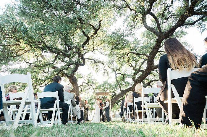 Burnet County Texas Wedding Venue