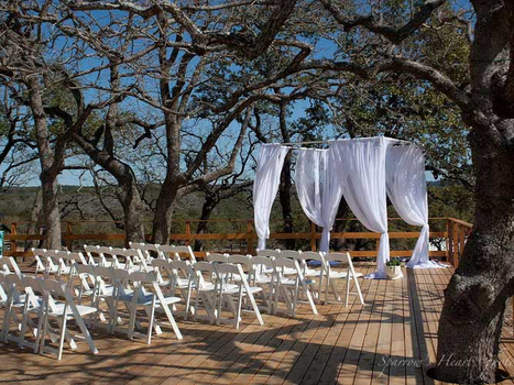Outdoor Country Wedding Venue