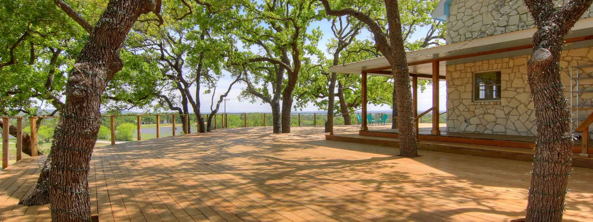 Texas Hill Country Ranch Rental Venue