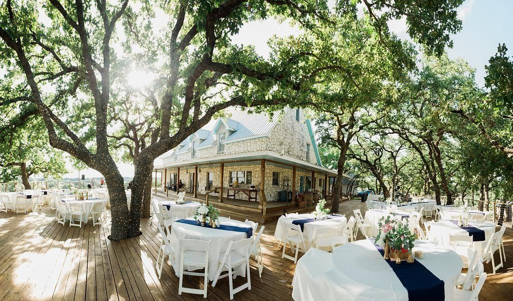 Country Outdoor Wedding