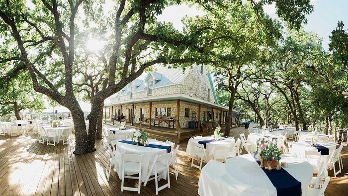 Rustic Wedding Venue Texas Hill Country