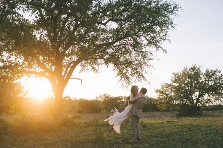 Texas Hill Country Outdoor Wedding Places