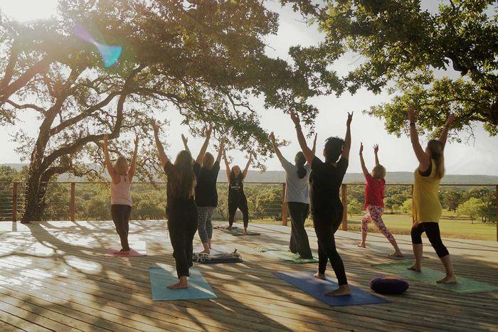 Wellness Retreat in Marble Falls, Texas
