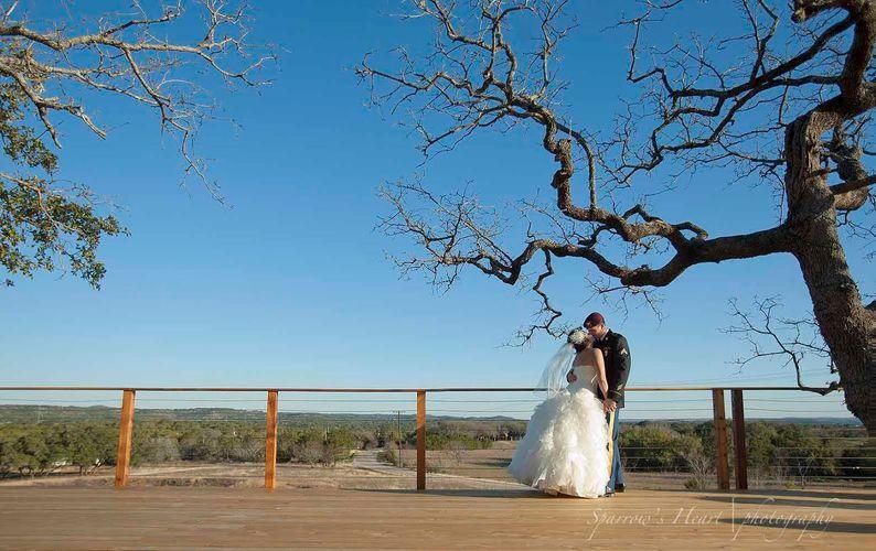 Texas Hill Country Outdoor Wedding Venue