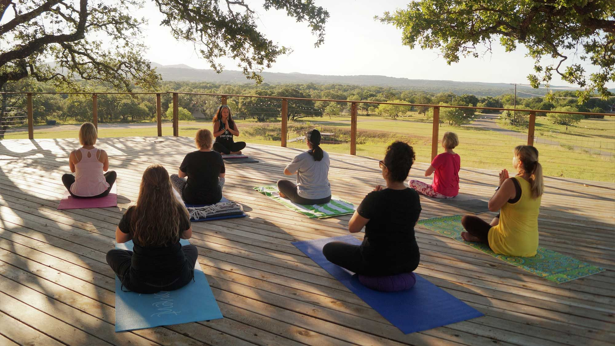 Marble Falls Wellness and Meditation Retreat