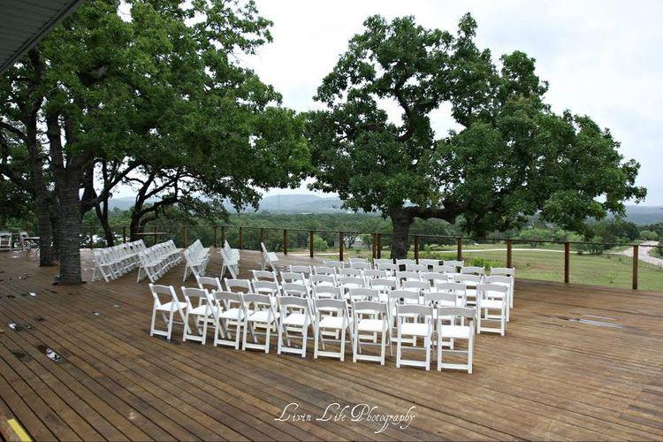 Rustic Outdoor Country Wedding Texas
