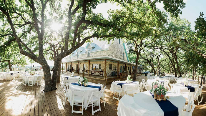 Rustic Wedding Venue Texas Hill Country