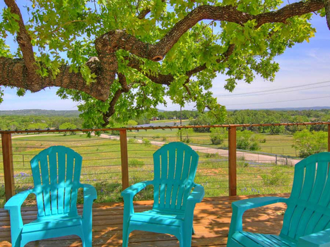 Texas Hill Country Ranch Family Vacation