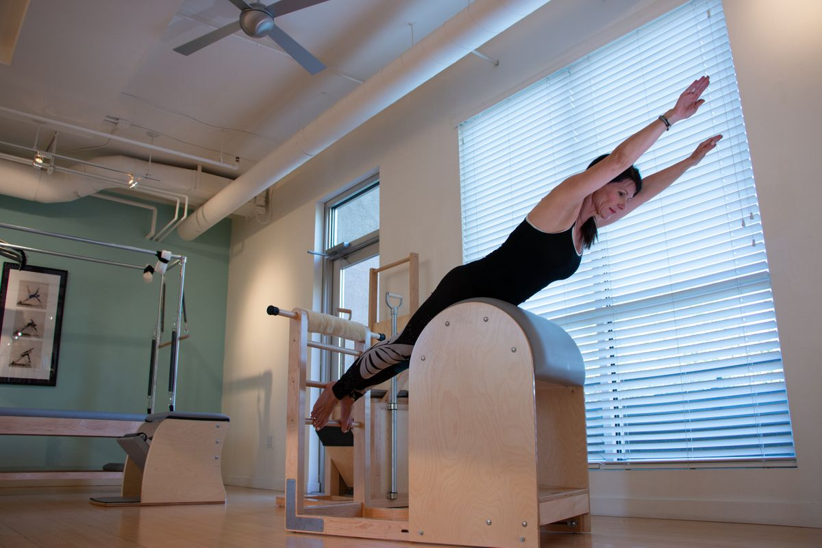 Gratz Pilates Ladder Barrel