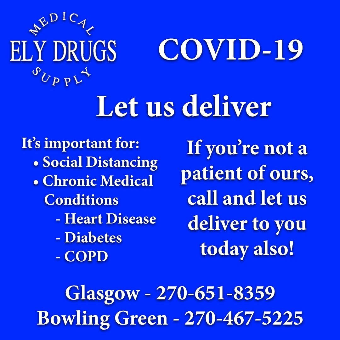 Ely Drugs COVID-19