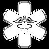 white medical insurance logo