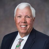 Tim Baker Senior Vice President and General Counsel coporate headshot