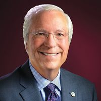 Bill John Baker Executive Chairman corporate headshot