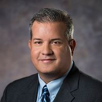 Todd Gourd Chief Information Officer and Senior Vice President corporate headshot