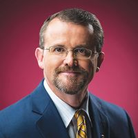 Todd Hembree Senior Vice President and Special Counsel corporate headshot