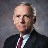 Robert Huffman Chief Legal Officer corporate headshot