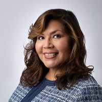 Kimberly Teehee Senior Vice President, Government Relations corporate headshot
