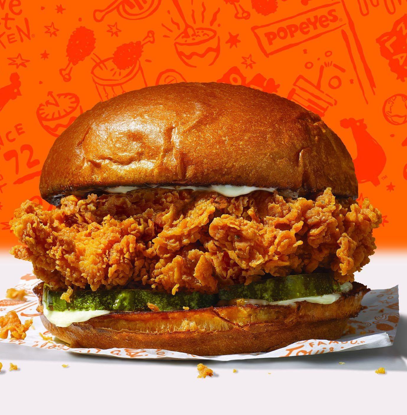 The Never-Ending Chicken Sandwich War