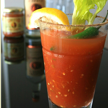 ROY-TITO'S SUPER SPICY BLOODY MARY
