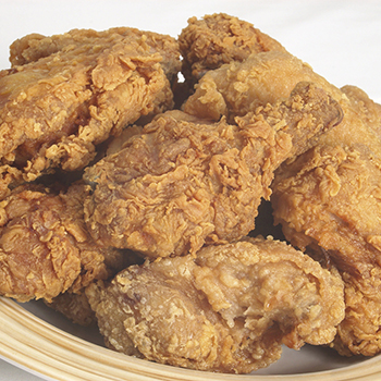 ROYITO'S SPICY BUTTERMILK FRIED CHICKEN