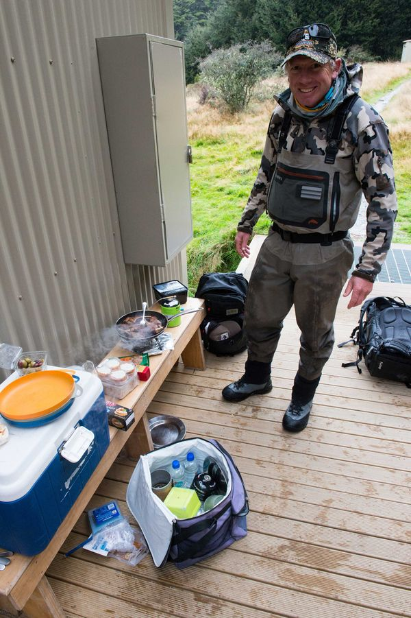 Fishing and Hunting Guide in South Island, NZ
