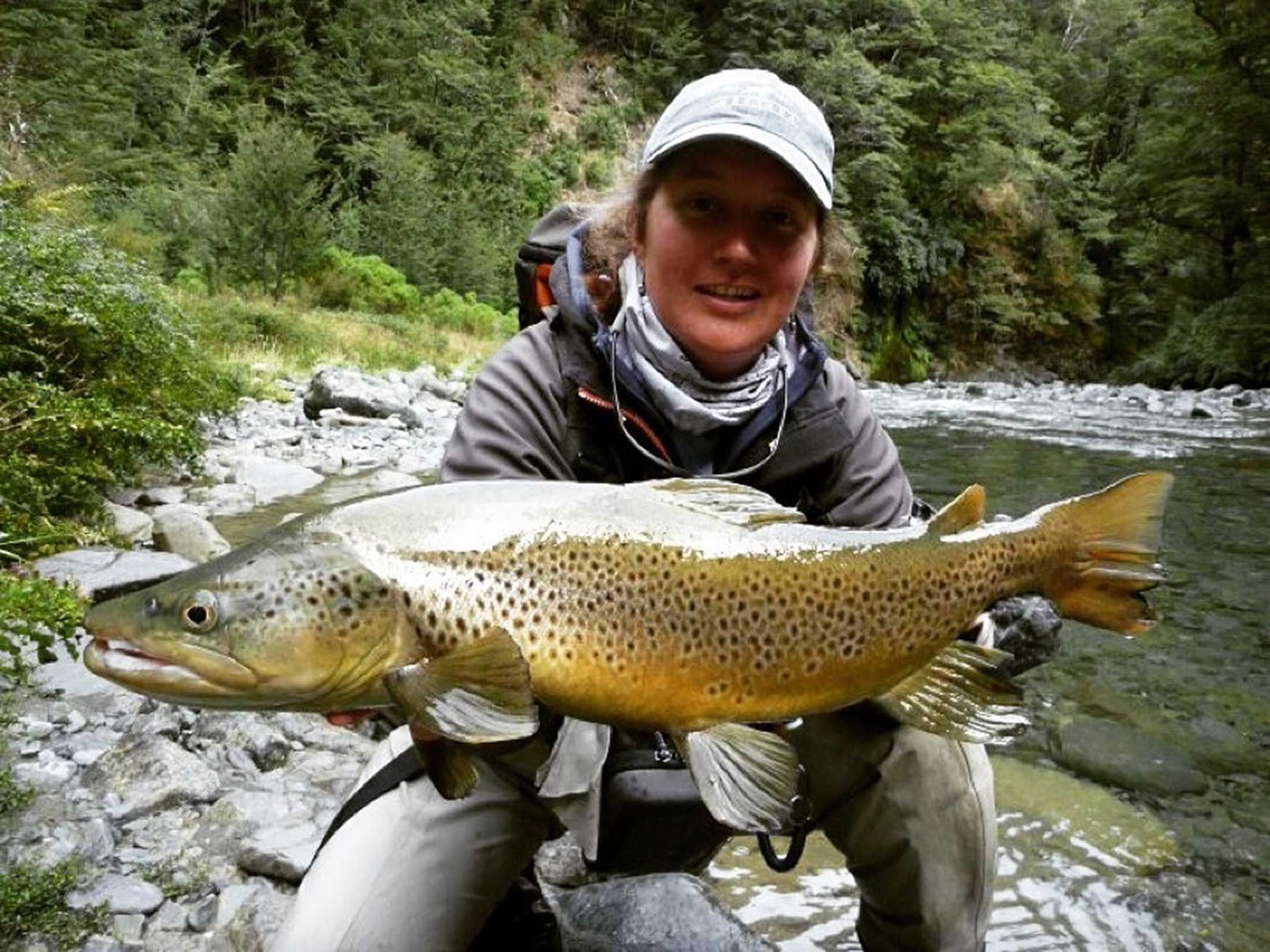 South Island Guided Fishing