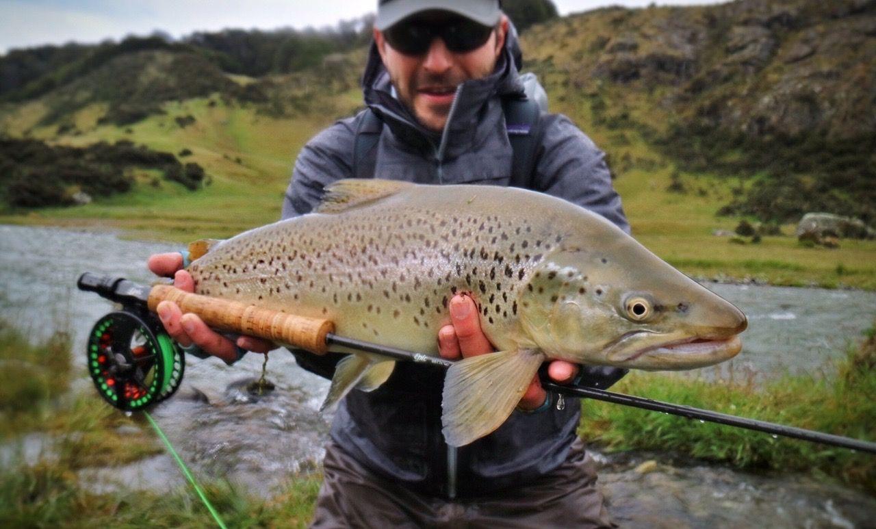 Fishing Guide in Queenstown, NZ