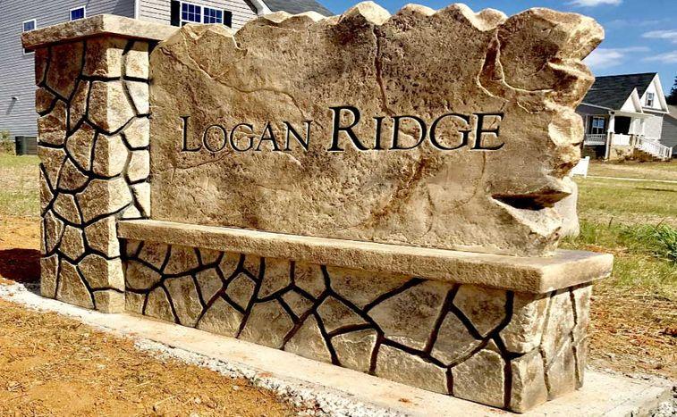 Gateway Monument Signage