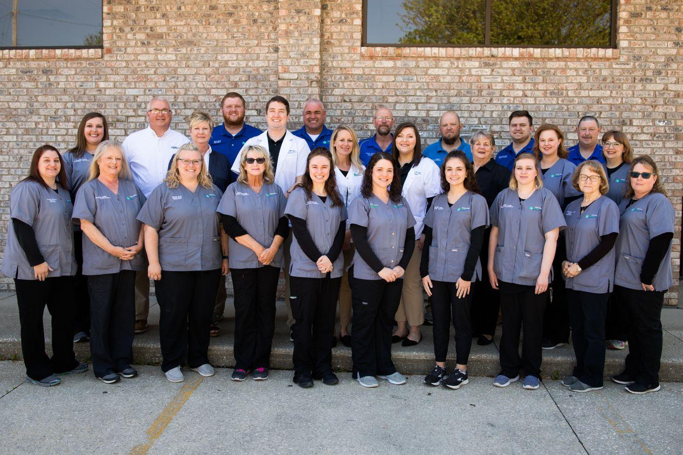Brownstown Staff 2021