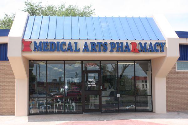 medical store front.JPG