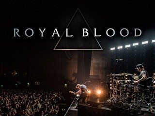 101X Concert Series featuring Royal Blood