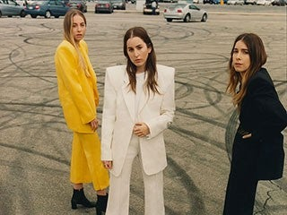 HAIM with special guest Lizzo