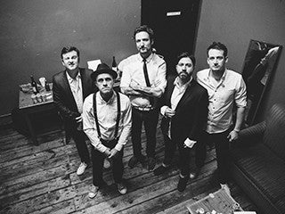 Frank Turner & The Sleeping Souls - Be More Kind World Tour 2018