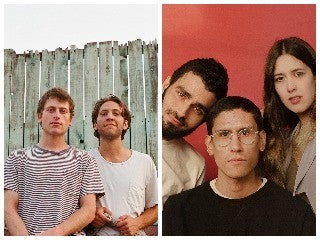 Hovvdy and Half Waif