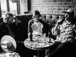 Caamp: Boys Tour